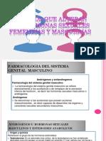 Farmacología del sistema genital