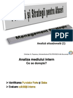 PSA P3_Analiza Situationala_Mediul Intern -2019