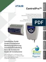 Medidores de parametros de agua