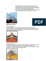 VOLCAN, Clases, Partes