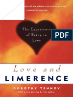Love and Limerence - Tennov, Dorothy