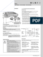 Aero-868 _ Aero-868 Plus - Operating Instruction - Radio Sensors
