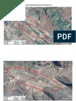 Ubicación de Frentes de Trabajo Del Proyecto Huatanay - Oropesa - Huasao - Tipon - Huacarpay