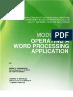 Module 11 Open Org Writer