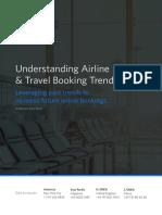 Understanding Airline & Travel Booking Trends