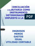 CONCILIACION TRIBUTARIA