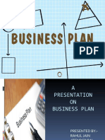 business plan of a magazine