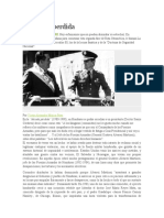 Ceutec-Historia de Honduras_Década Perdida_Desaparecidos en Honduras
