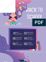Back to School Social Media by Slidesgo