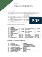 Informe Revision Estructural Bodega