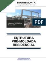Estrutura Pré Moldada Residencial