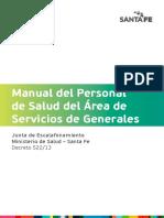 Manual Personal de Servicios Generales