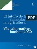 El Futuro de La Alimentación y La Agricultura FAO 2018