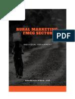 007 Akanksha Singh Rural Marketing