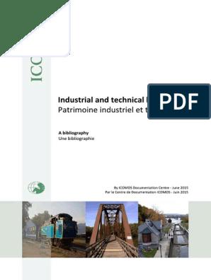 Bibliography Industrial Heritagejune 2015 Okpdf