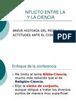 Breve Historia Del Conflicto (Conferencia)