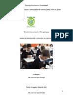Antropología y Sociología de La Educación