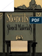 Stencils & Stencilmaterial