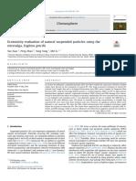 Ecotoxity Evaluation Using Euglena