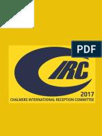 CIRC Sponsership