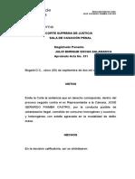 Sala Cas. Penal - 27460(05-09-12)