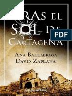 Tras El Sol de Cartagena - Ana Ballabriga