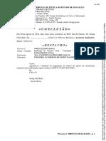 Despacho - Taconpel