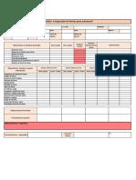 lista de revisión de frenos para automóvil