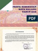 Profil Kesehatan Kota Malang Tahun 2018.pdf