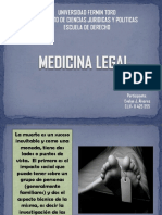 Medicina Legal Powert Point
