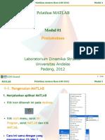 2012 - Modul01 - Pendahuluan