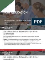 M1. Persperctivas de la evaluación de los aprendizajes Sesión 2.pptx