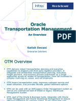 OTM Introduction