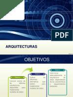 Sesion 1.2 Arquitecturas