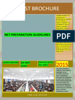 Nust Preparation Guidelines(Latest)