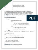 note de calcul d'une batiment selon RPA 99 version 2003