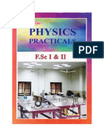 Physics Practicals 1 and 2