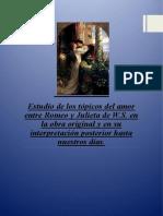 Resumen Romeo y Julieta