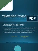 Valoración-Preoperatoria