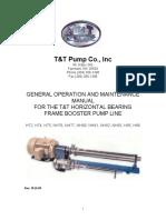 Manual de Operacion y Mtto Bomba T&T