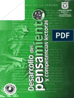 Desarrollo Del Pensamiento y Competencias Lectoras Tm Estandar