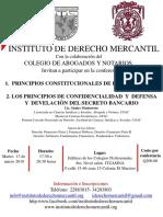 Intituto de Derecho Mercantil