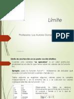 PPT Limite