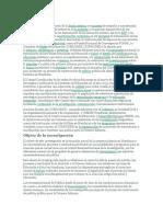 Investigación Acerca Del Estado Actual de La Primera Infancia en Honduras