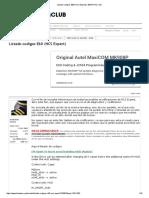Listado Codigos E60 (NCS Expert) _ BMW FAQ Club