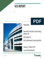 Fraunhofer. Photovoltaics report 2019.pdf