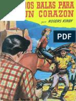 BIS509 - Rogers Kirby - Dos Balas Para Un Corazon
