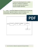 Diseño Del Circuito de Fuente de Alimentación de 5 y 12VCC Actividad No.1