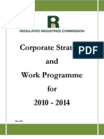 RICCorporateStrategyandWork2010-2014