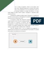 Paper Presupposition